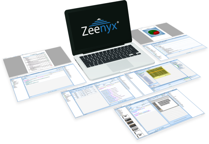 Zeenyx Software AscentialTest